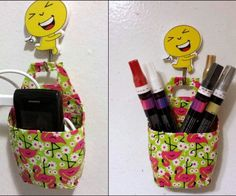 Multi-purpose Holder from Lotion/Shampoo Bottles
