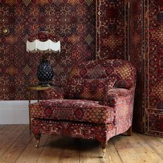 <p>Founded in 2011 by husband and wife team, the elaborate designs of House of Hackney collection of prints feature stylish animal and leaf motifs. Their award winning flagship store located in London