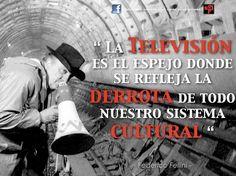 conSentido: LA TELEVISIÓN