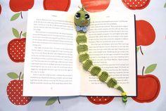 """E-Book """"Bücherwurm"""" Lesezeichen"""