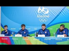 USA Wrestling 2016 Olympic Games Press Conference: Greco-Roman Wrestling