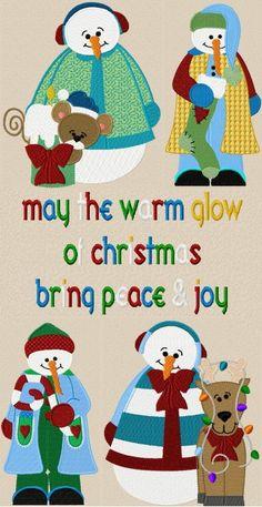 Christmas Snowmen (Exclusive)