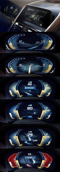 HUD head up design Green Things green color code Dashboard Ui, Dashboard Design, Digital Dashboard, Gui Interface, User Interface Design, Car Interior Design, Automotive Design, Auto Ui, Interaktives Design