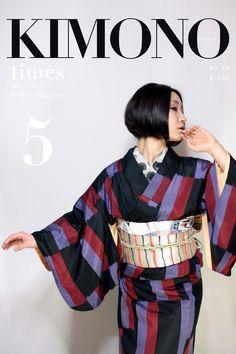 山形きもの時間 May 2012[ No.14] /  Yamagata Kimono Times, May 2012 no14