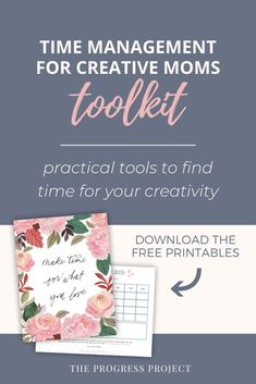 Time Management Strategies, Good Time Management, Home Management Binder, Self Confidence Tips, Planner Organization, Organizing, Creative Activities, Make Time, Critical Thinking