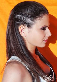Project Client: G-Likes.Gr MUA: Rena Kalpinou Hair Stylist: Alexandra Thoma Model: Stefi G