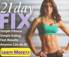 The Beachbody 21 Day fix program is all about simple fitness, simple eating and fast results. Created by Autumn Calabrese, celebrity trainer, you can easily fit this into your busy schedule. Learn more about the 21 Day Fix! 3 Week Workout, 21 Day Fix Workouts, Easy Workouts, Workout Diet, Diet Exercise, Workout Schedule, Workout Exercises, Lose 5 Pounds, Losing 10 Pounds
