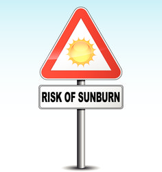 Sunburns significantly increase one's lifetime risk of developing skin cancer. #uvsafety #staysunsafe #sunscreen