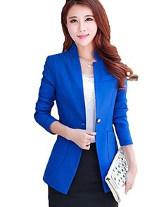 My Wonderful World Women's Candy OL 1 Button Suit Small Royal Blue My Wonderful World Blazer Coat Jacket http://www.amazon.com/dp/B015XPG2ZI/ref=cm_sw_r_pi_dp_q63cwb19PRSPT