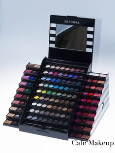Sephora Makeup Academy Palette,  This is a $90 make up kit but it has a lot of awesome makeup!!!!