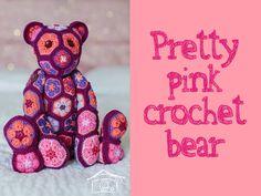 Crochet Bear Toy - Wonderful Heidi Bears Pattern