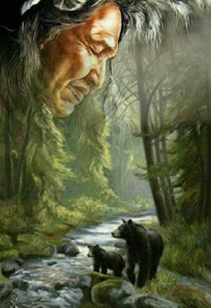 Tattoos And Body Art american art tattoo Native American Wolf, Native American Tattoos, Native American Paintings, Native American Pictures, Native American Wisdom, Native American Beauty, American Indian Art, Native American History, American Indians