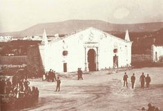 Heraklion , Gate of Agiou Georgiou 1900