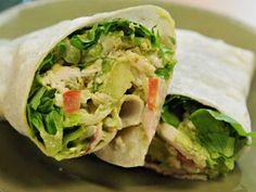 Wraps de pollo Show: Te enseño a cocinar Por: Ariel y Felipe Rodríguez Palacios mmmmm DELICIOUS!!!