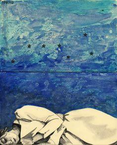 #moleskine #sketchbook - Erika Kuhn