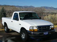 2000 Ford Ranger XLT Odometer: 71,436 V.I.N. #: 1FTYR10V9YTB23400 Stock #: C5118 Exterior Color: White Interior: Grey Price: $5,900.00  House of Imports  9720 W Colfax Ave  Lakewood, CO 80215  303.232.2540
