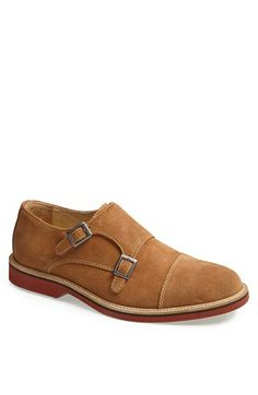 1901 'Lynden' Double Monk Slip-On (Men) available at #Nordstrom