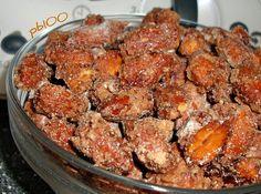 Rezept Gebrannte Mandeln Weihnachten 2013 von Milio - Rezept der Kategorie Backen süß