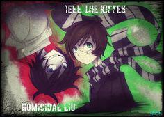 Jeff the killer and Homicidal Liu by Neon-NightMare69.deviantart.com on @deviantART