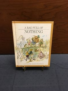 A Bag Full of Nothing; 1974 by ALiteraryObsession on Etsy