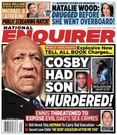 Free Download National Enquirer #Magazine - October 05 2015. DECISION 2016 - PREZ HOPEFUL'S VIOLENT RAGES & FITS OF PARANOIA ARE EXPOSED IN EXPLOSIVE TELL-ALL - 'Hillary threw a glass of water across her office & sent shards flying!'     $300 MILLION DIVORCE #nationalenquirer #enquirer #nationalenquirermagazine #gossip #entertainment #news #scandal #hollywood #stars #famous