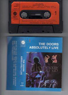 Absolutely Live - Yugoslavia - Suzy Elektra ELK 4-62005 1