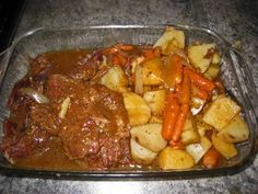 Pressure Cooked Pot Roast