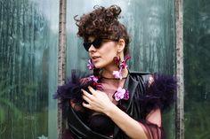 Día de los Muertos_2 - Model - Bernadett Szabó  Fashion designer - Andra Jakab Crown, Model, Fashion Design, Beautiful, Day Of The Dead, Death, Corona, Scale Model