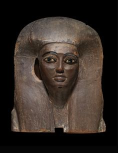 A stunning Egyptian wood mummy mask dated 1550-1295 B.C which was once in the collection of the renowned Victorian traveller, Jane, Lady Franklin sold for £116,500 at Bonhams Antiquities Sale in London earlier this month. It had been estimated at £100,000-150,000. In total, the sale made £1,101,825.