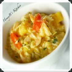 The Life & Loves of Grumpy's Honeybunch: Shrimp and Butternut Squash in Coconut Milk