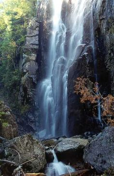 Rainbow Falls, 150 ft. Keene NY 1 hour 15 min from house. 2 mile round trip hike
