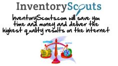 Looking to buy wholesale products? Inventory Scouts is dedicated to helping its customers find inventory solutions through the largest directory on the internet of manufacturers, wholesalers, liquidators, dropshippers, and more. We have custom solutions for everyone from established businesses looking to expand the range of inventory they carry, to part time ebay sellers looking for a niche of quality product to list online.