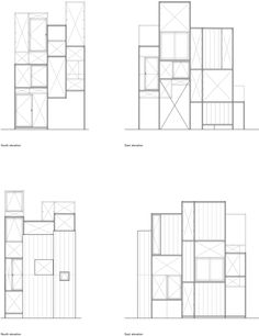 House NA SOU FUJIMOTO ARCHITECTS
