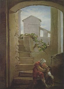 Domenico Fetti : Parable of the Wicked Servant (Gemäldegalerie Alte Meister) ドミニコ・フェッティ Dresden, Free Bible Images, Parables Of Jesus, Book Of Matthew, Evening Prayer, Museum, Caravaggio, Stock Art, Art World