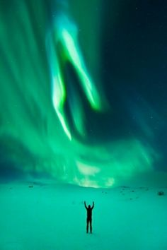 Aurora borealis in Norway.  Oh I so want to do this.  How amazing to see something like this.