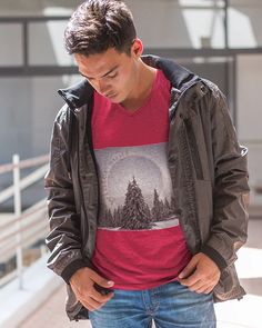 Men's T-Shirt Winter Soul | Time2Tee™