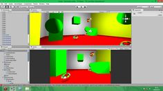 Cubix, a cubemaps tool for Unity! #madeinitaly #gamedev #indiegames #videogames