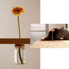 Florero Integrado/ Integrated Vase #recycle design