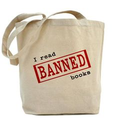 Banned Books Tote Bag  tinselandtextbooks I ve read at least 10. 3a90935660979