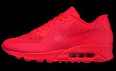 "Nike Air Max 90 Hyperfuse Premium ""Solar Red"""