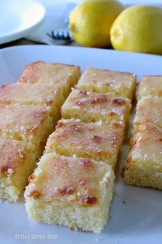 If you're a fan of delicious sweet lemon treats you won't be able to resist this Easy Lemon Cake with its tangy lemon drizzle topping!