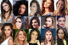 Top 14 Hot Picks of Miss World Brazil 2016