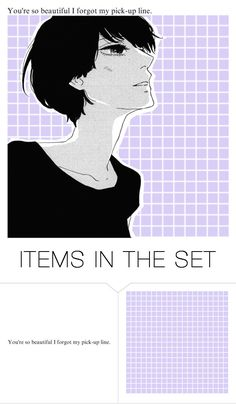 """""""(•/////•)"""" by smilingc ❤ liked on Polyvore featuring art"""
