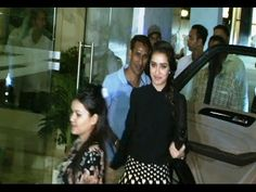 WATCH Shraddha Kapoor attends party jointly hosted by Kangana Ranaut and Priyanka Chopra.  See the video at : http://youtu.be/NFIgASsJ2Zo #shraddhakapoor #kanganaranaut #priyankachopra #bollywood