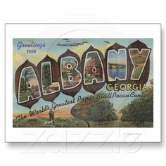 Albany Georgiamy Brother Was City Manager Here And