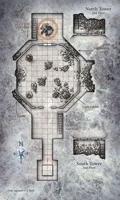 D&D on Pinterest   Dungeons And Dragons, Dungeon Maps and Fantasy Map