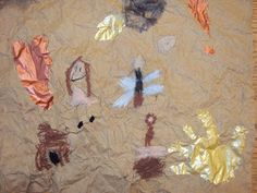 Mrs. Elder's World of Art: Kindergarten Cave Art