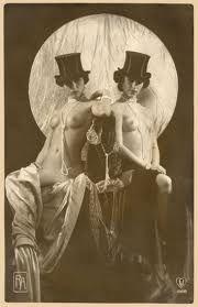 Weimar Cabaret Girls