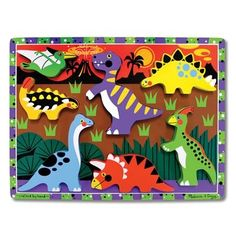 Best Wood Puzzles for Toddlers: A variety of wooden puzzles for toddlers from age one through three. Different types of puzzles are important for developing fine motor skills and a progression from knob puzzles to chunky puzzles to jigsaw puzzles is great for learning during this stage.