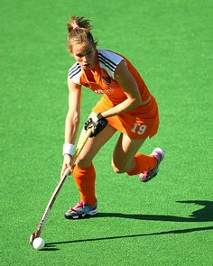 Ellen Hoog - Dutch olympic field hockey